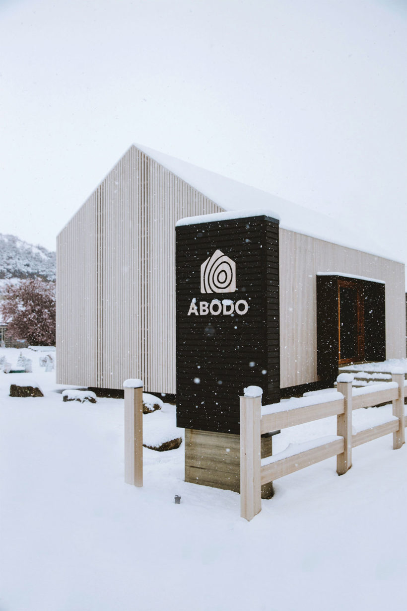 Abodos Cardrona Cabin the chapel to craft wins NZIA Small Projects Architecture Award Abodo Wood 2