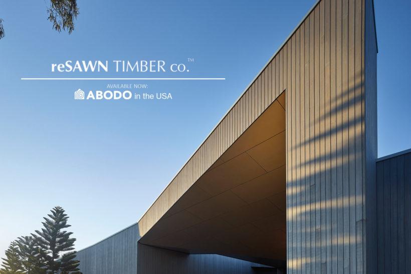 Abodo Launches U S Distribution Abodo Wood