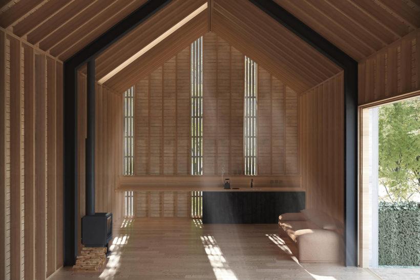 Cardrona Showroom Alpine Showroom Showcasing Natural Eco Timbers Abodo Wood 1