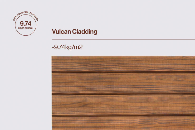 Vulcan Cladding
