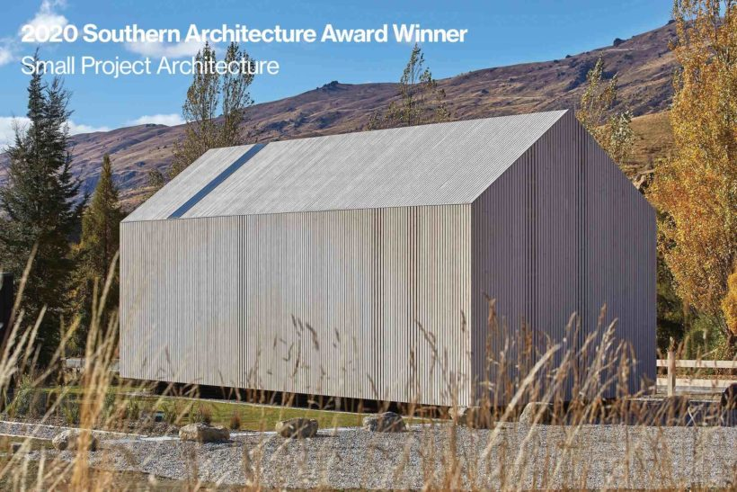 Its a WIN The Cardrona Cabin Takes Home Small Project Architecture Award Abodo Wood 5