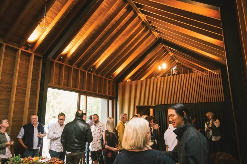 Sustainable eco timber showcase launches in Cardrona Abodo Wood 3