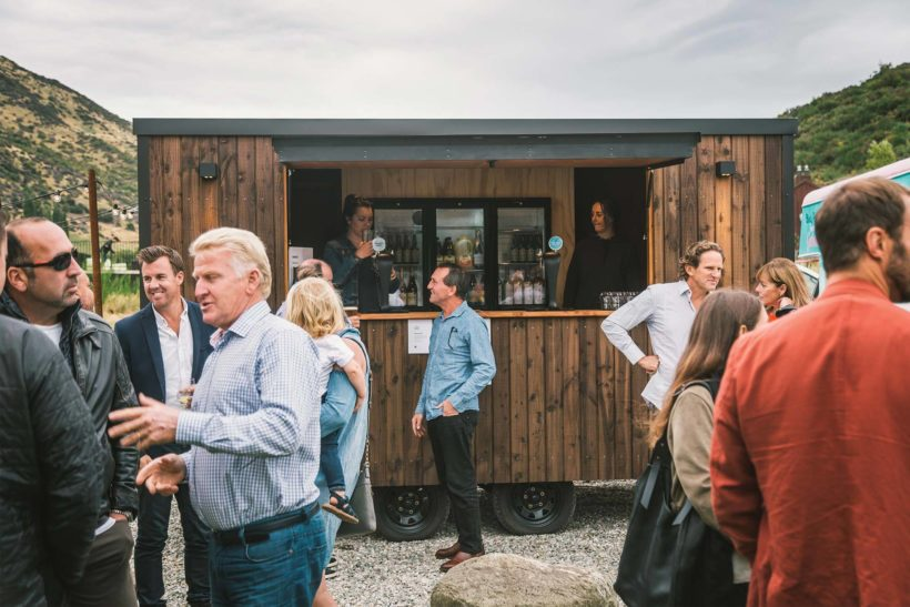 Sustainable eco timber showcase launches in Cardrona Abodo Wood 7