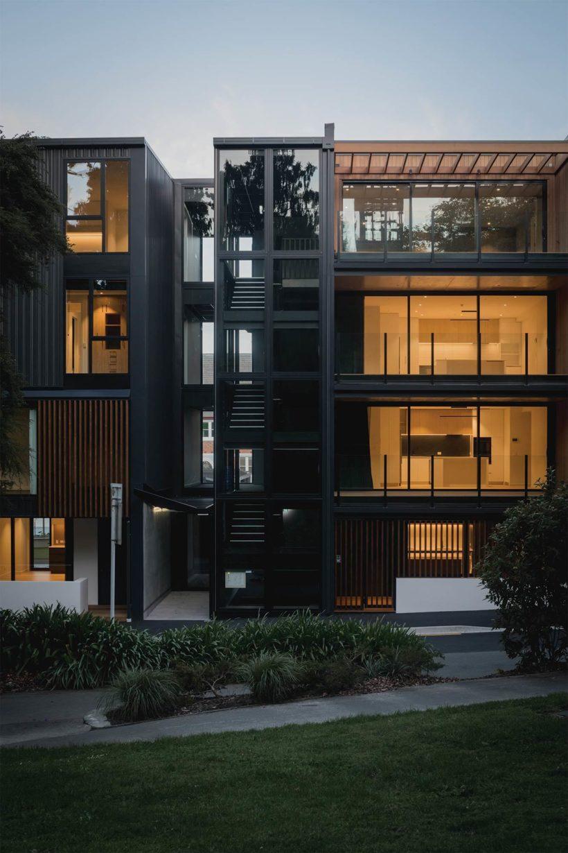 Betts St Luxury Apartments Vulcan Screening Abodo Wood 3