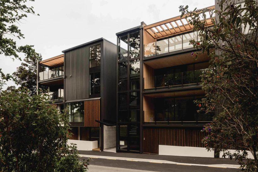 Betts St Luxury Apartments Vulcan Screening Abodo Wood 4