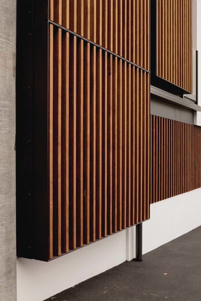 Betts St Luxury Apartments Vulcan Screening Abodo Wood