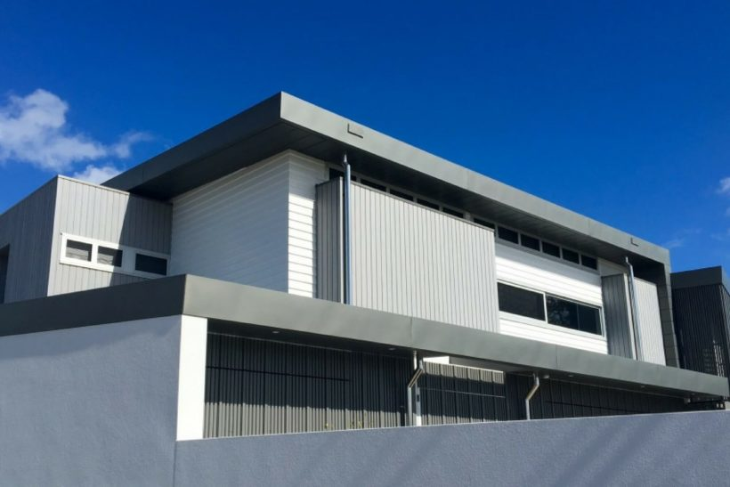 Cleveland Point - Vulcan Cladding - Abodo Wood