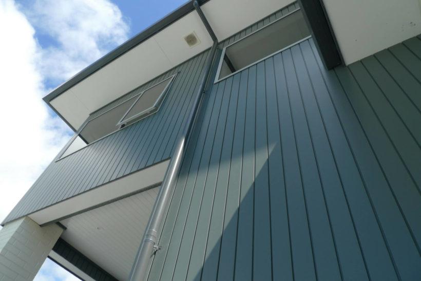 Cockle Bay House - Vulcan Cladding - Abodo Wood