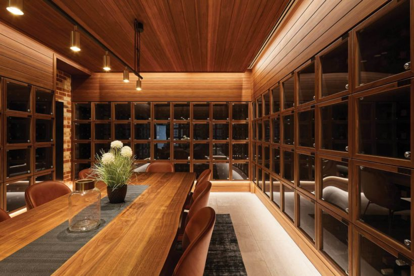 Essence Luxury Apartments Vulcan Panelling Abodo Wood 3