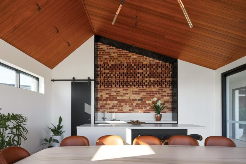 Essence Luxury Apartments Vulcan Panelling Abodo Wood 4