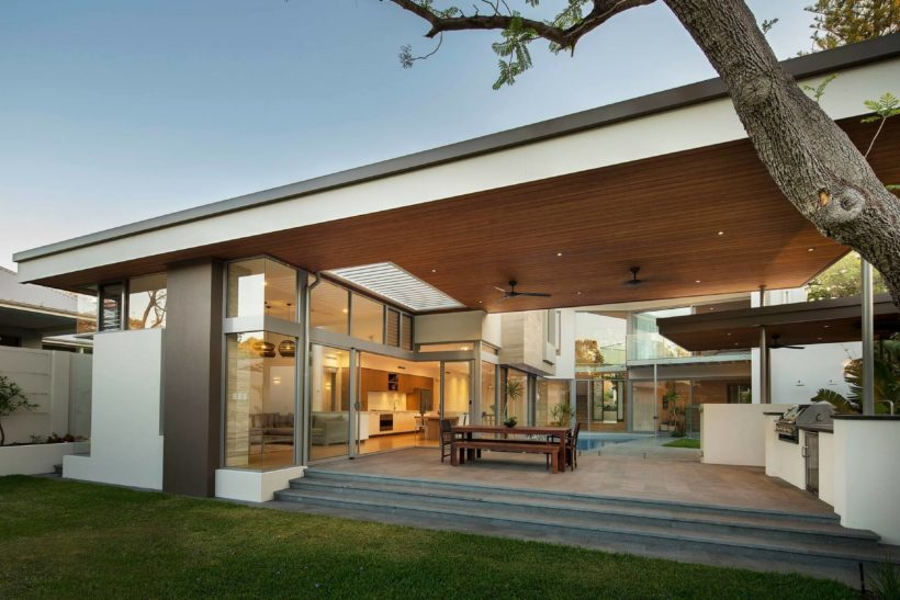 Floreat House - Vulcan Panelling & Cladding - Abodo Wood