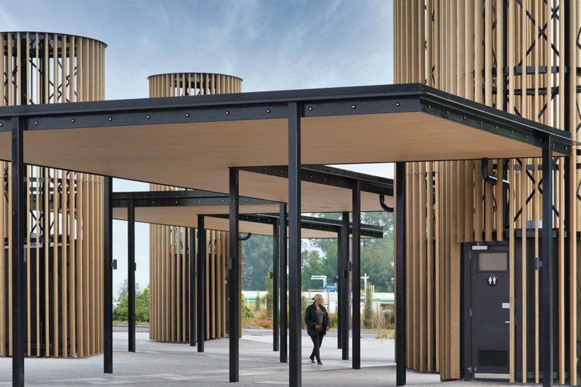 Leith Place Vulcan Screening Abodo Wood 3