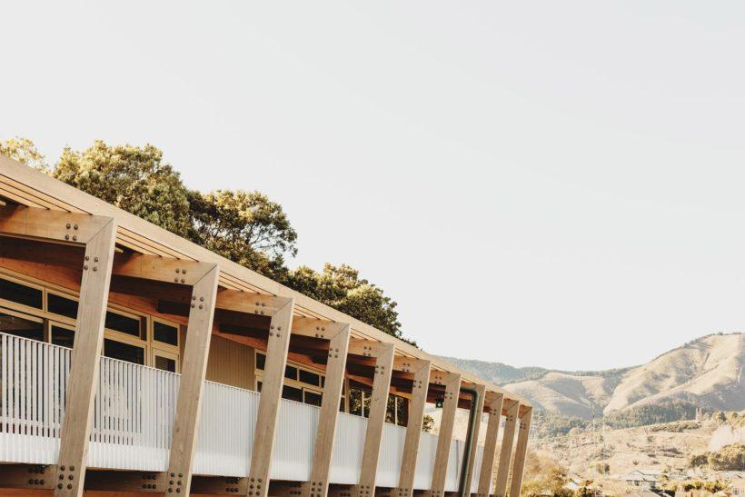 Waimea College Vulcan Decking Abodo Wood 1