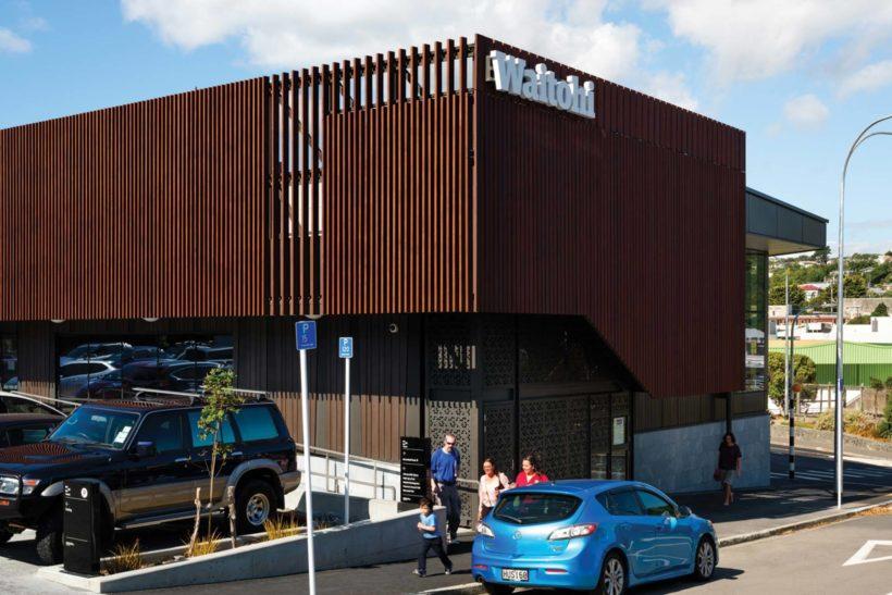 Waitohi Library and Community Hub Vulcan Screening Abodo Wood 1