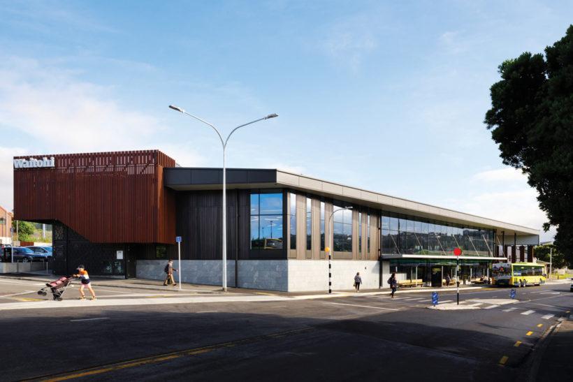 Waitohi Library and Community Hub Vulcan Screening Abodo Wood 5