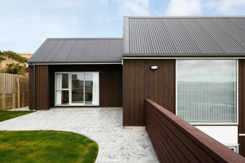 Woodridge Estate - Vulcan Cladding - Abodo Wood