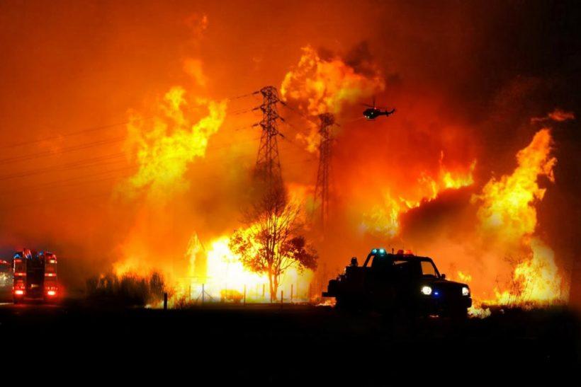 Bushfire Bal