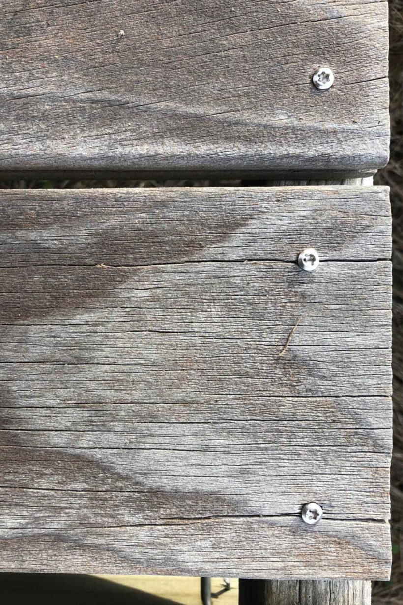 Can I leave my timber cladding to grey Abodo Wood 1