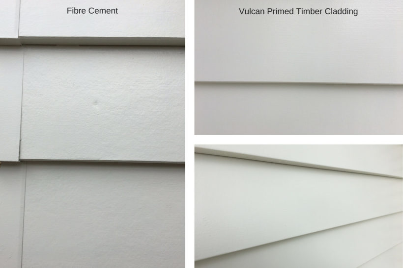 Finish Quality Fibre Cement Vs Timber Cladding Abodo Wood