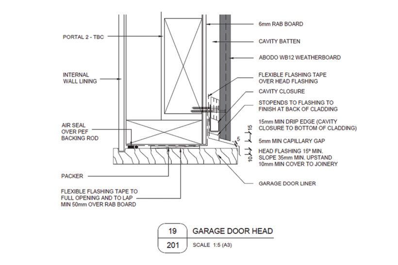 Lightweight Timber Garage Doors Abodo Wood