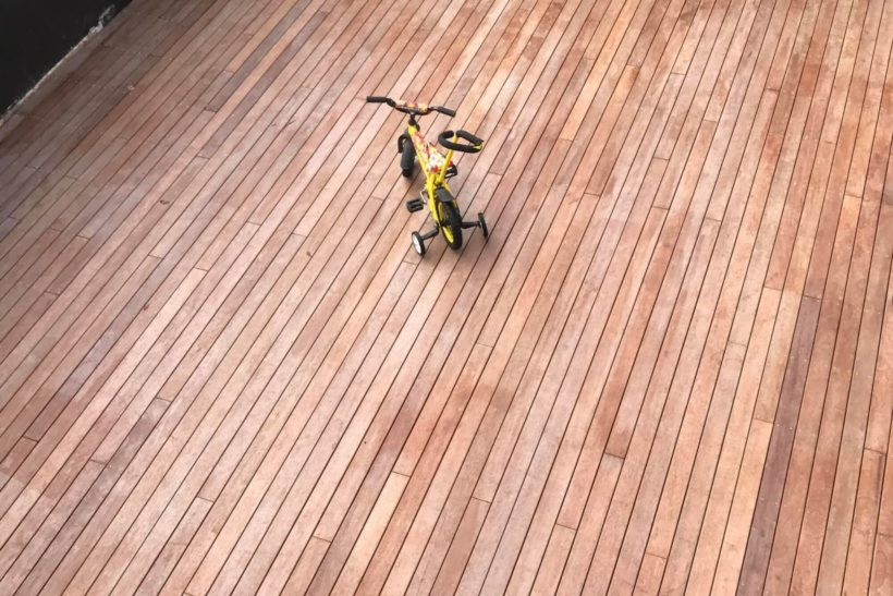 Low Maintenance Alternative To Kwila Decking Abodo Wood