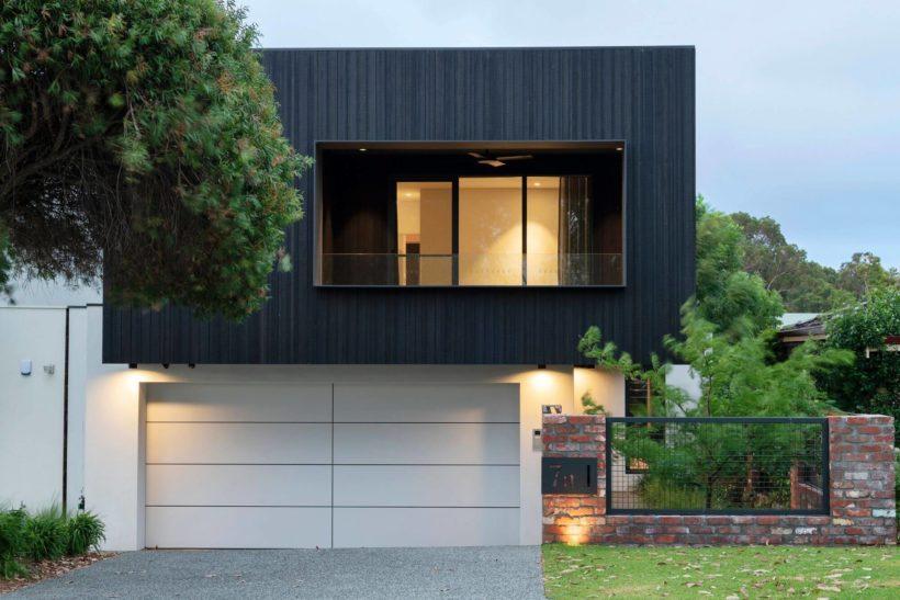Black Box Luxury Home Vulcan Cladding Abodo Wood 2