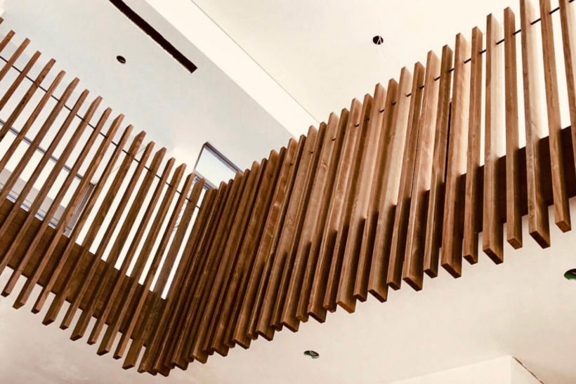 Feature Balustrades Abodo Wood