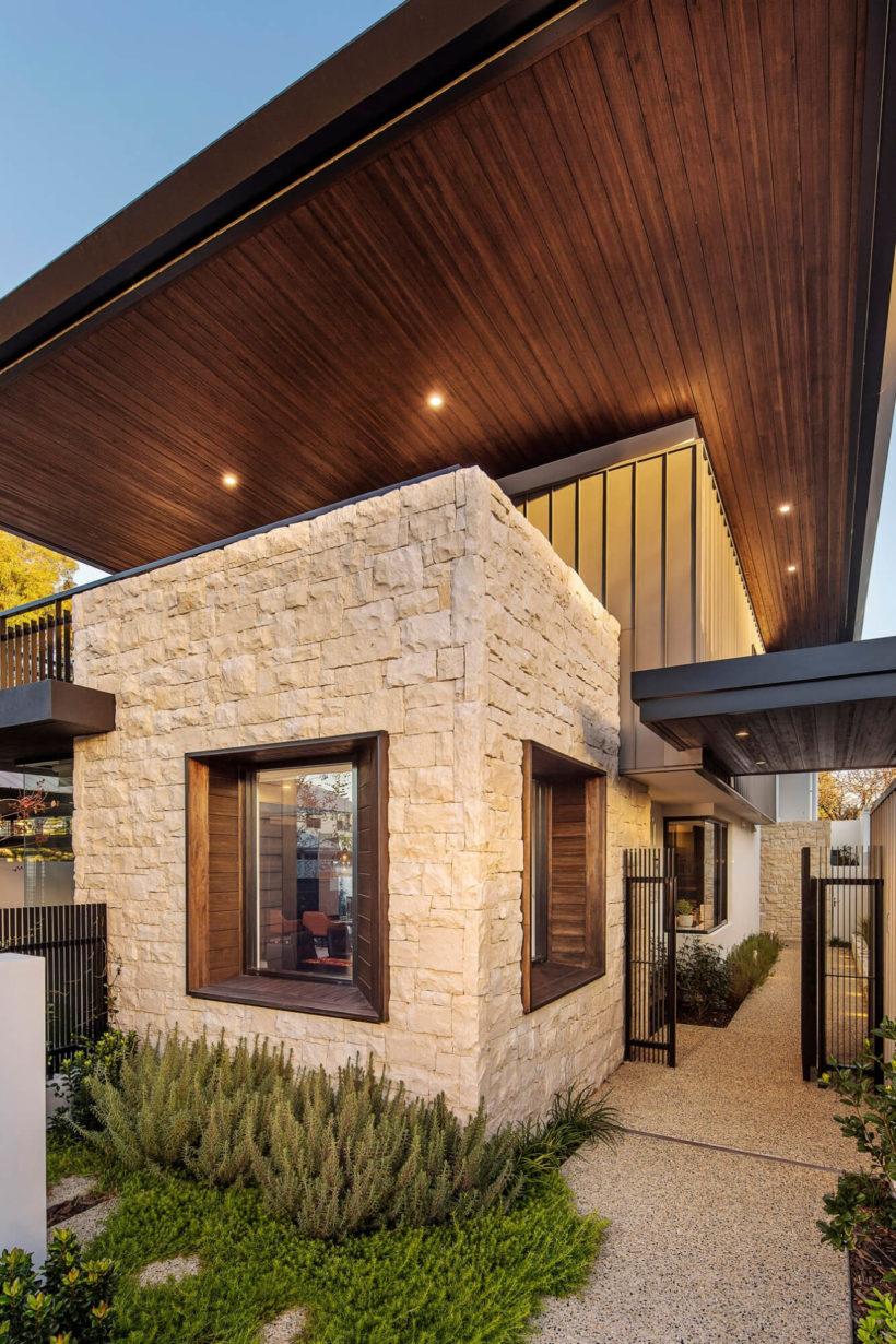 Kiln Lane House - Vulcan Cladding & Panelling - Abodo Wood