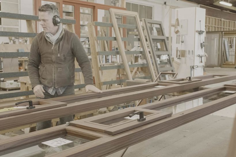 Making an Impact on Timber Windows and Doors - Abodo Wood