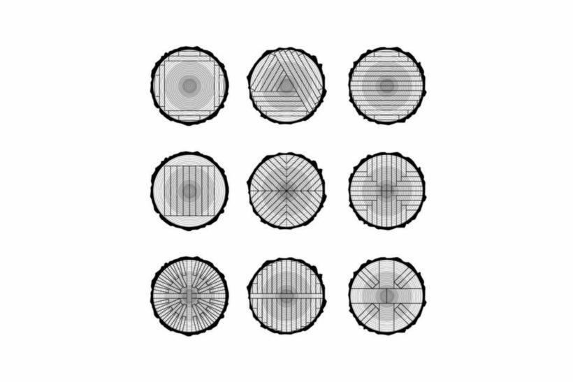 Sawing Patterns